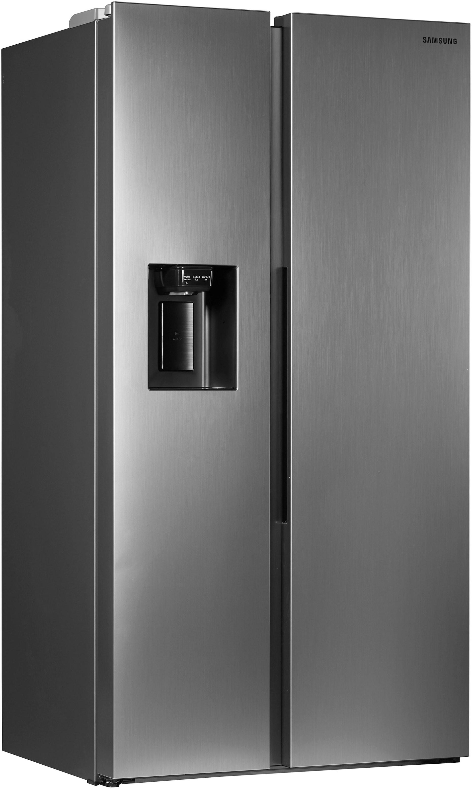 Side By Side Kühlschrank Samsung Ohne Festwasseranschluss : Side by side kühlschrank auf rechnung raten kaufen