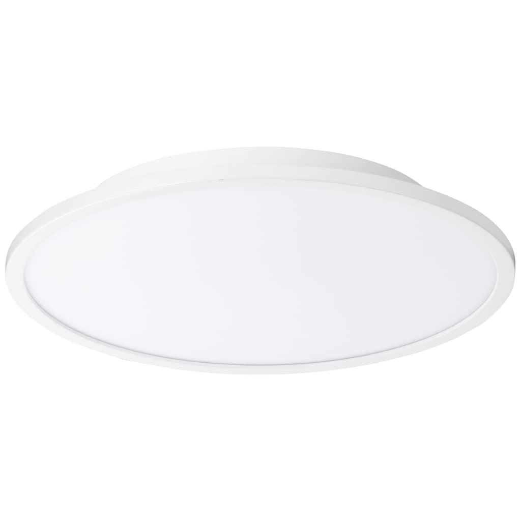 Brilliant Leuchten Ceres LED Deckenaufbau-Paneel 35cm weiß easyDim