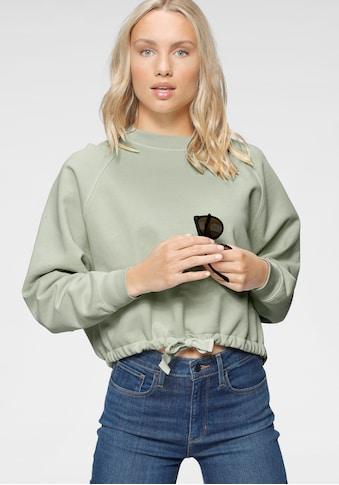 Levi's® Sweatshirt »Cinched Crew« kaufen