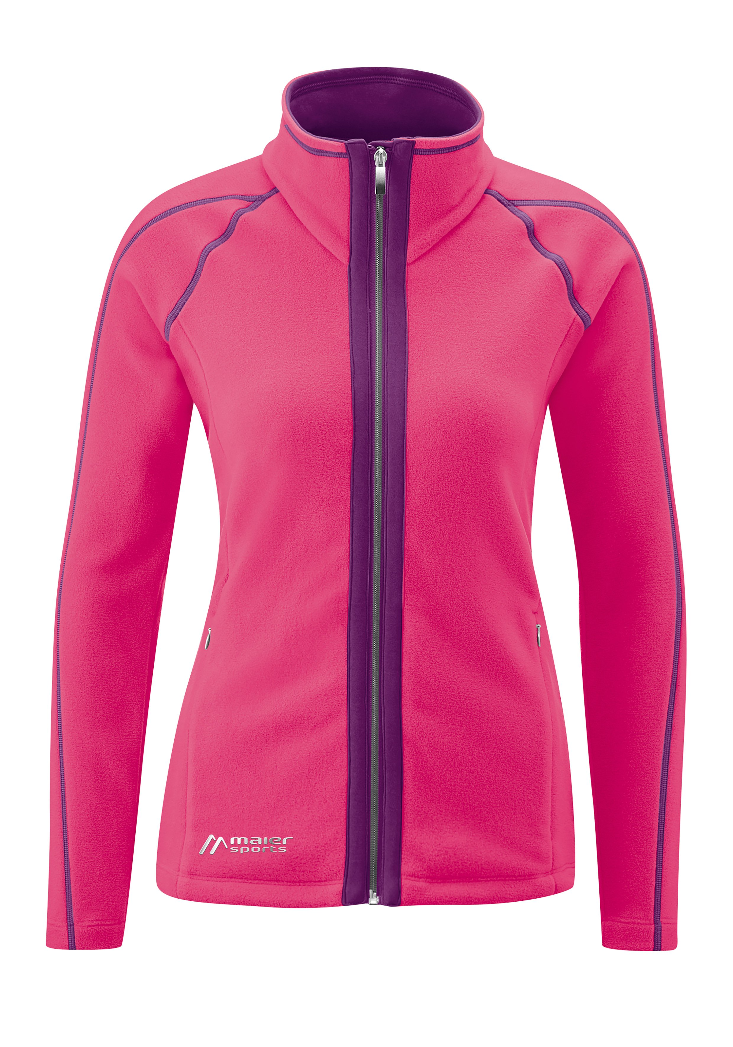 Maier Sports Fleecejacke Gentiana | Sportbekleidung > Sportjacken > Fleecejacken | maier sports