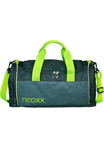 neoxx Sporttasche »Champ, Boom«, aus recycelten PET-Flaschen kaufen