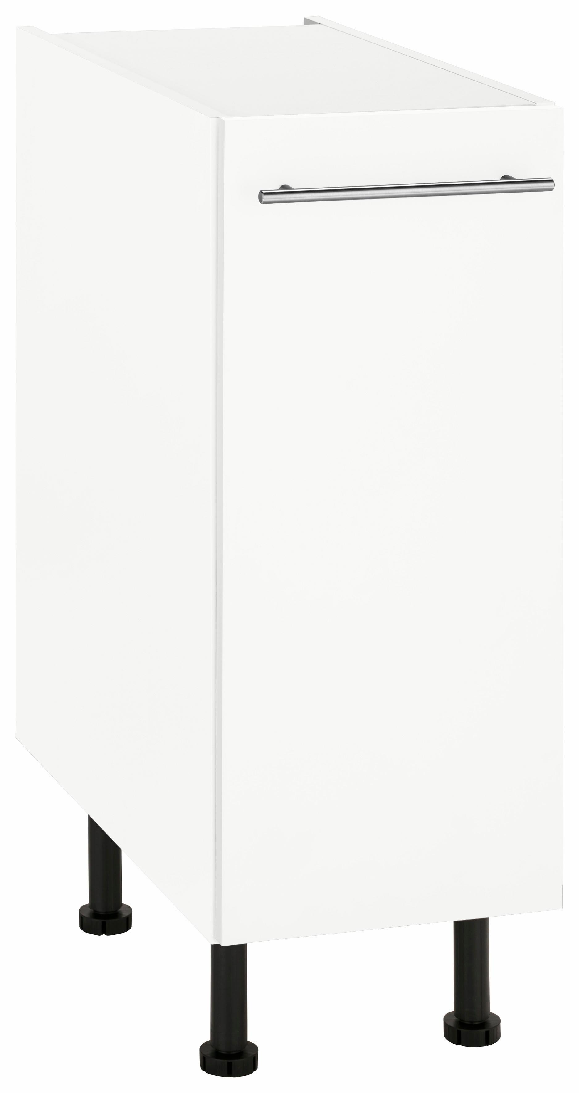 Wiho Küchen Unterschrank-Cooking-Agent Ela Breite 30 cm mit cleverer Inneneinteilung Preisvergleich