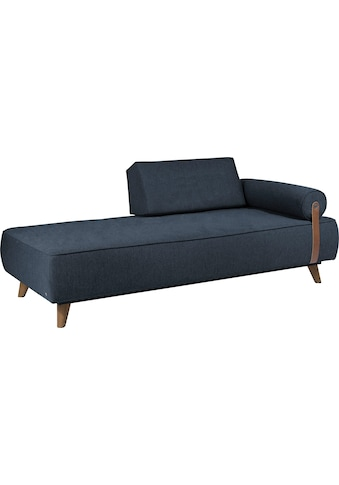 TOM TAILOR Daybett »NORDIC DAYBED PURE«, inklusive Kissenrolle & Lederband, mit 1... kaufen
