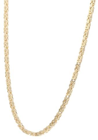 Firetti Goldkette »Königskettengliederung, 2,5 mm breit, diamantiert, massiv« kaufen