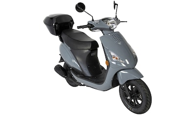 GT UNION Motorroller »Matteo«, 50 cm³, 45 km/h, Euro 5, 3 PS, mit Topcase kaufen