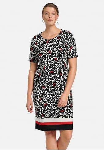 Anna Aura Jerseykleid »zum Schlupfen«, mit Allover-Muster kaufen