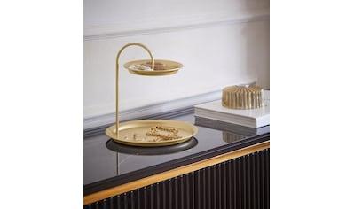 Guido Maria Kretschmer Home&Living Schmuck Etagere, goldfarben kaufen