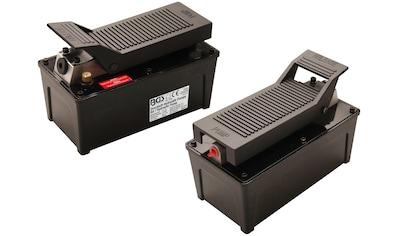 BGS Fußpumpe hydraulisch, 689 Bar, 10.000 PSI kaufen