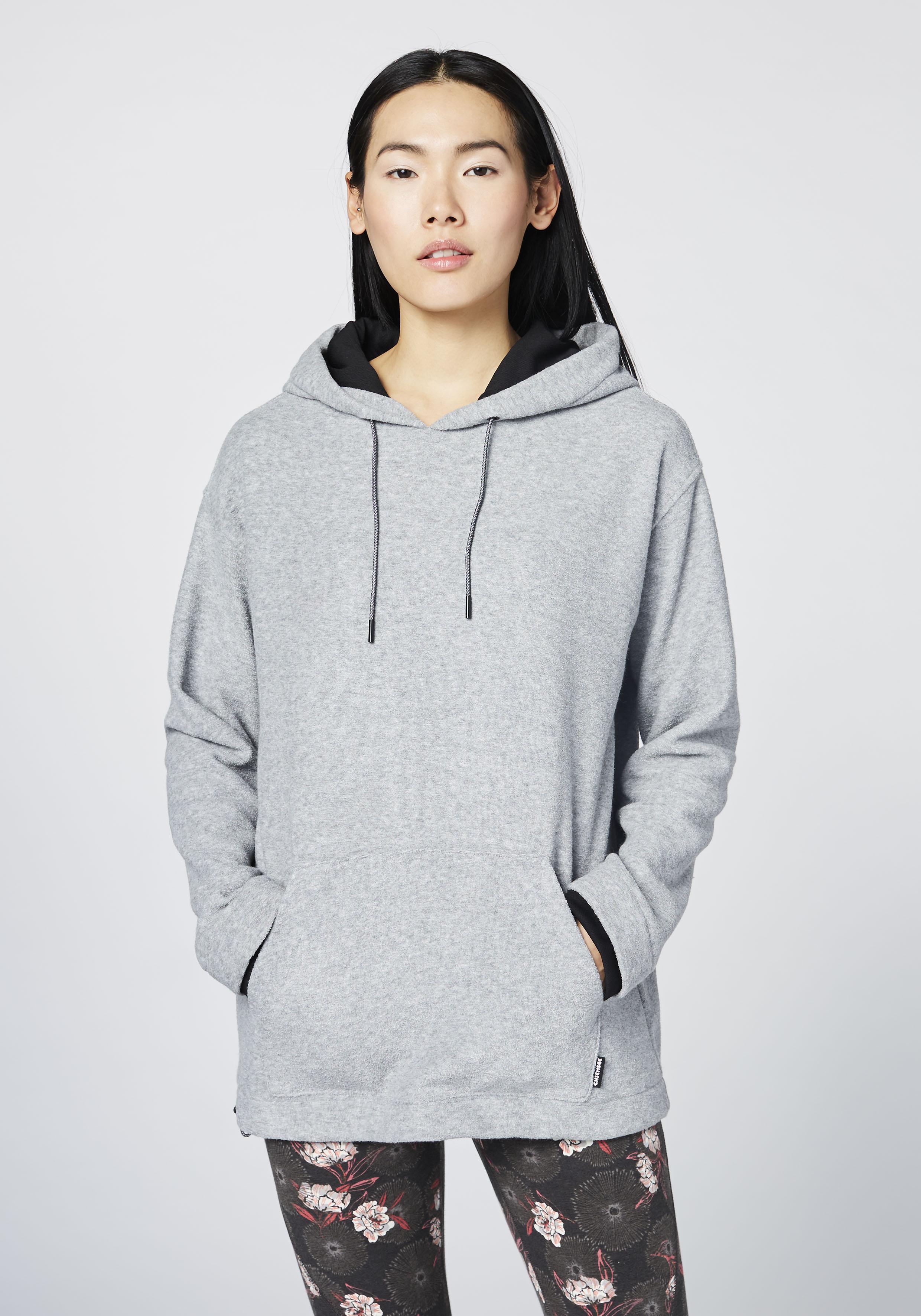 Chiemsee Sweatshirt Fleece Sweatshirt für Damen