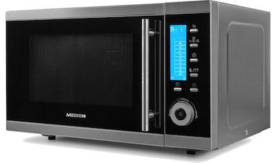 Medion® Mikrowelle »MD 15501«, Mikrowelle-Grill und Heißluft, 900 W kaufen