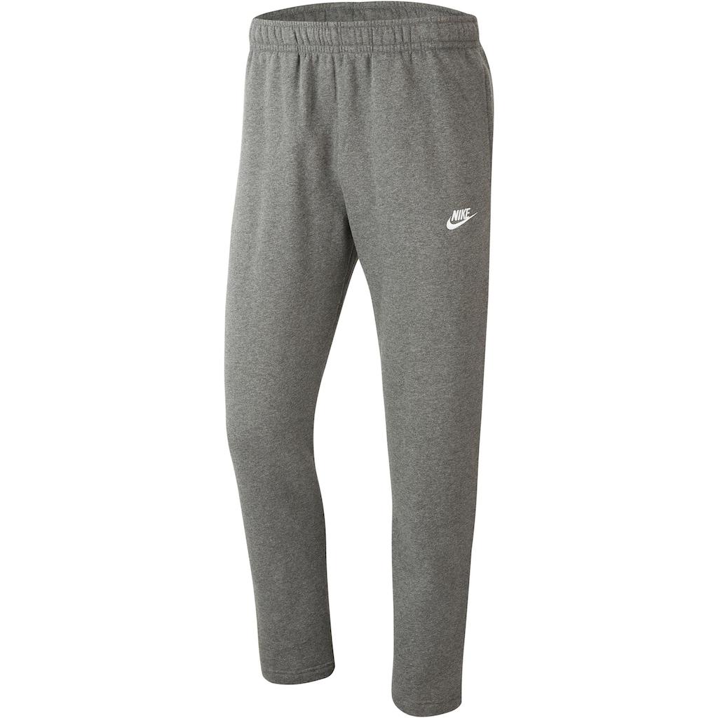 Nike Sportswear Sporthose »M NSW CLUB PANT OH BB«