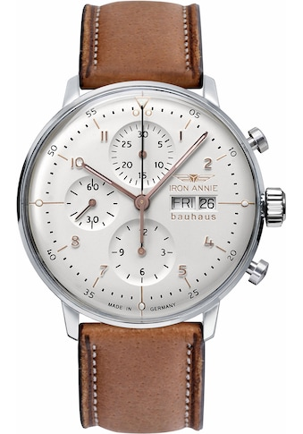 IRON ANNIE Chronograph »Bauhaus, 5018-4«, Made in Germany kaufen
