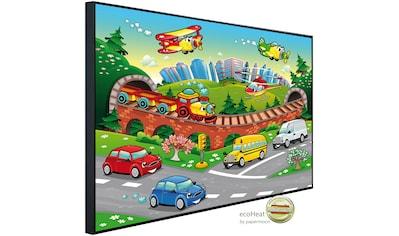 Papermoon Infrarotheizung »Kinderweltkarte«, sehr angenehme Strahlungswärme kaufen