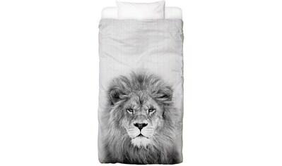 Bettwäsche »Lion«, Juniqe kaufen