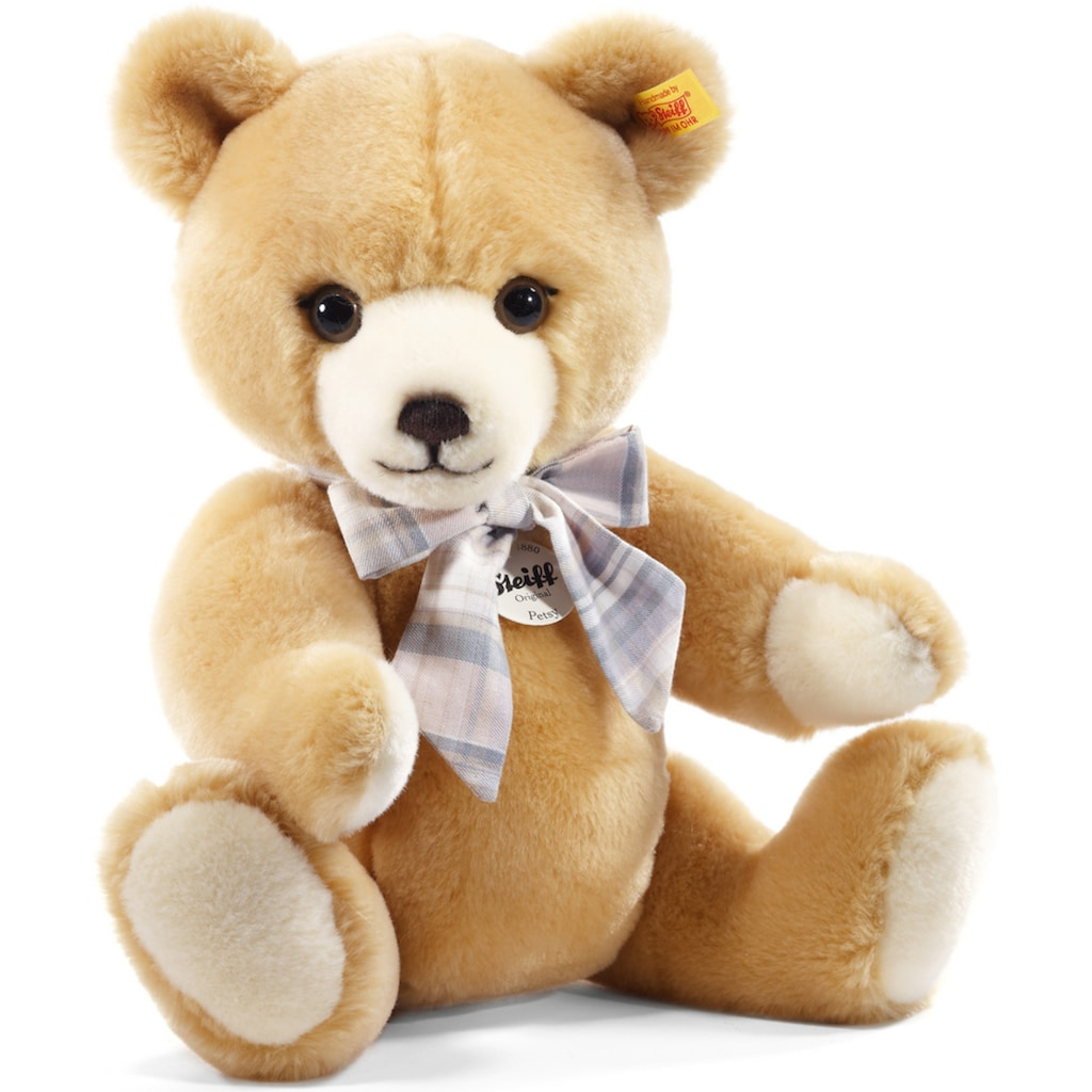Steiff Kuscheltier »Teddy Petsy blond, 28 cm«