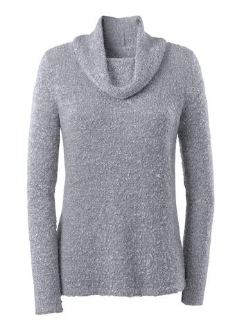 Classic Basics Pullover mit Noppen - Effekt kaufen