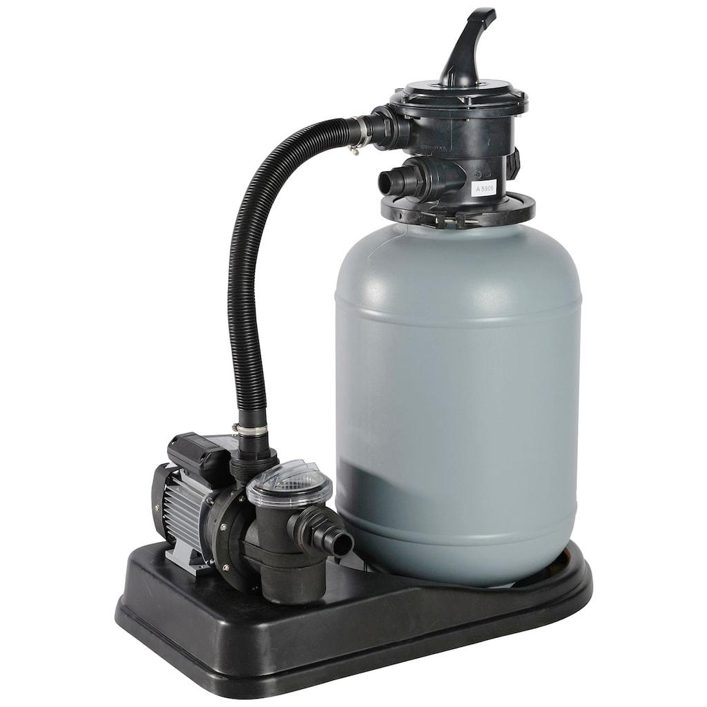 MyPool Sandfilteranlage »mp 336«, 7 m³/h