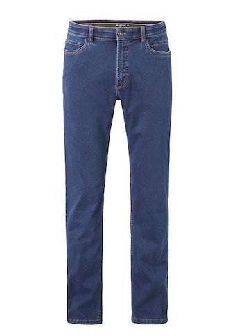 Suprax 5-Pocket-Jeans, Superstretch Denim mit Komfortbund und Sicherheitstasche kaufen