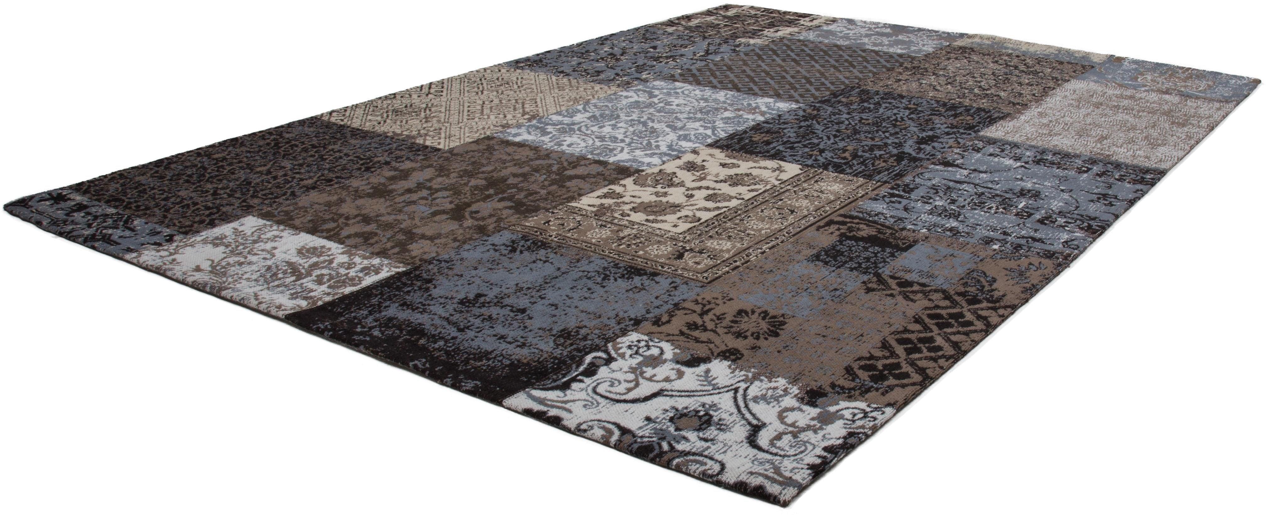 Teppich Symphony 160 Kayoom rechteckig Höhe 8 mm handgewebt