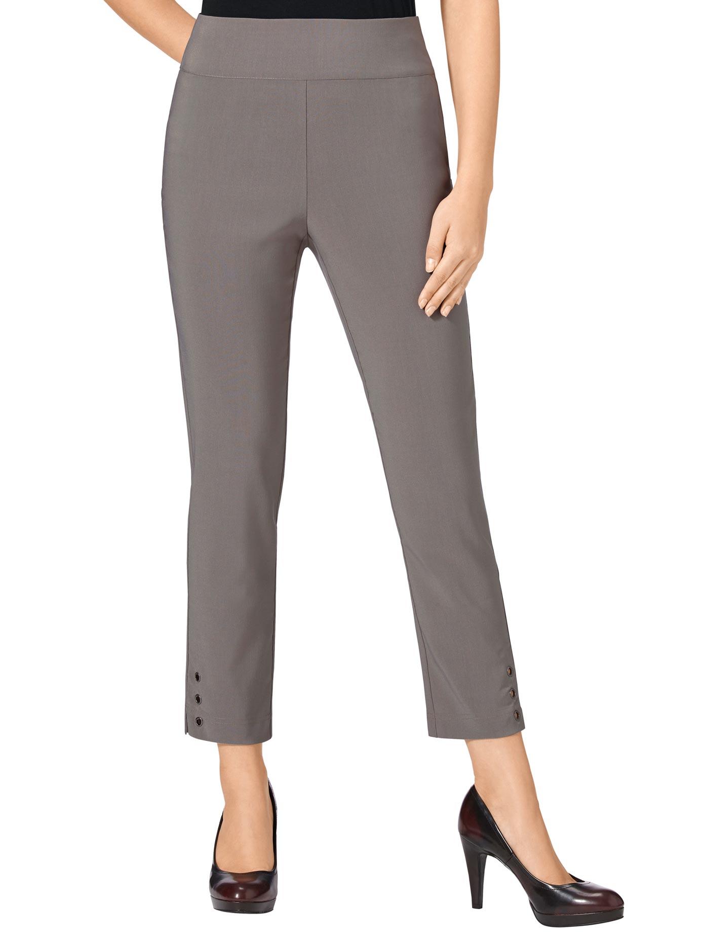 Lady 7/8-Hose in formstabiler Bengalin-Qualität | Bekleidung > Hosen > 7/8-Hosen | Lady