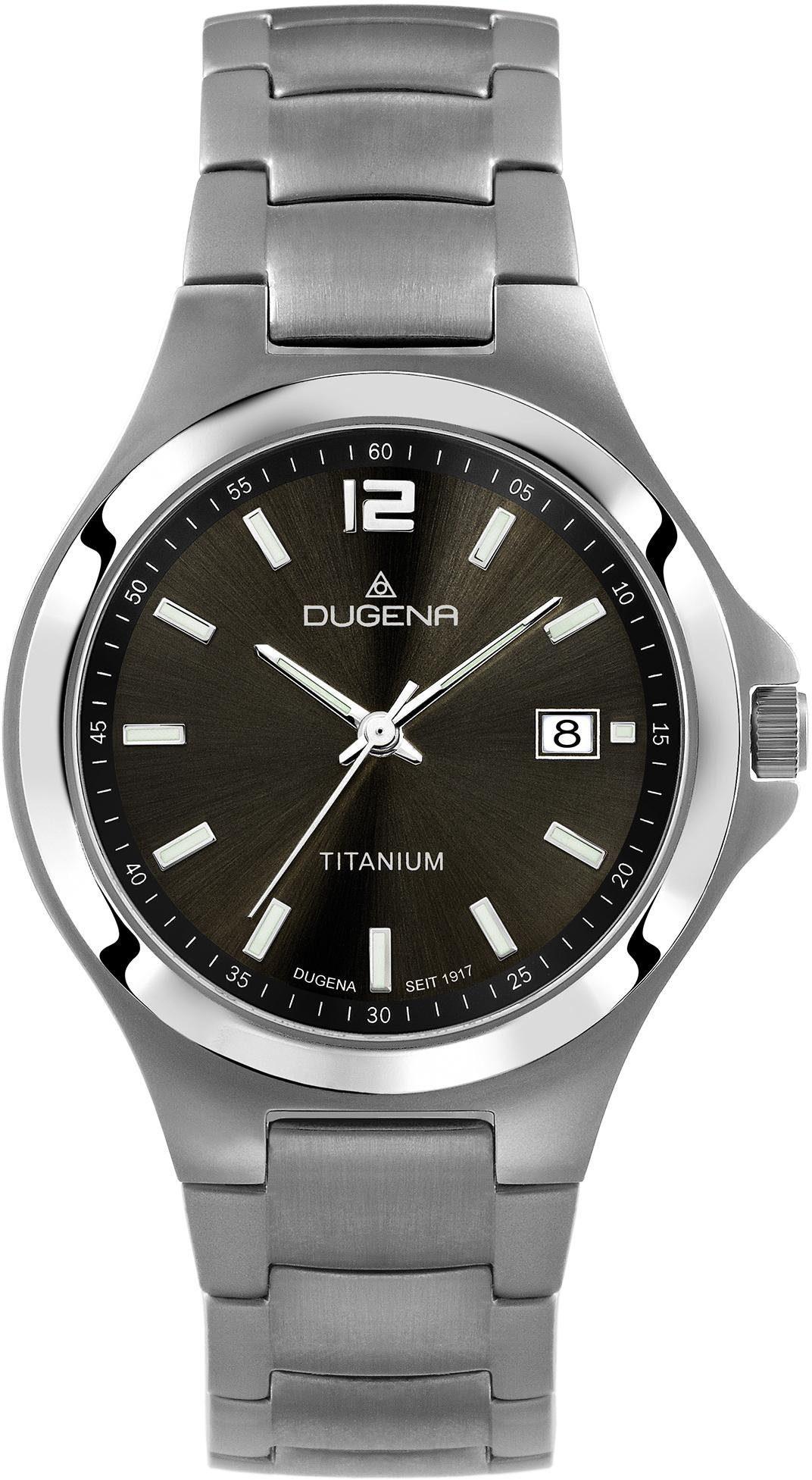 Dugena Titanuhr Titanuhr, 4460531   Uhren > Titanuhren   Dugena