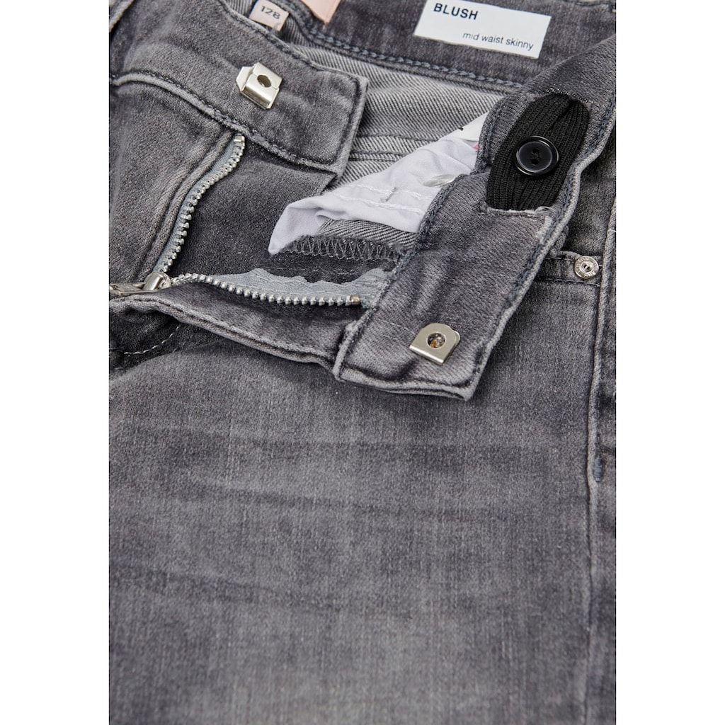 KIDS ONLY Skinny-fit-Jeans »KONBLUSH SKINNY RAW DENIM«