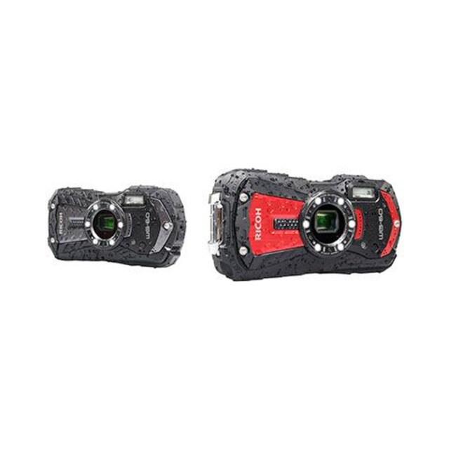 Ricoh »WG-60« Outdoor-Kamera (16 MP, WLAN (Wi-Fi))