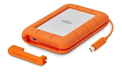 "LaCie Rugged Thunderbolt USB - C , 2 TB, tragbar »externe Festplatte, 2.5"", Thunderbolt, USB - C« kaufen"