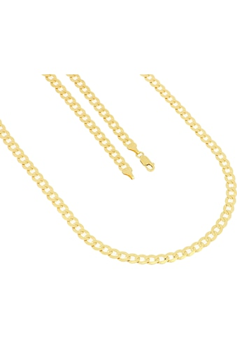 Firetti Goldkette »Panzerkette, 6-fach diamantiert, flach« kaufen