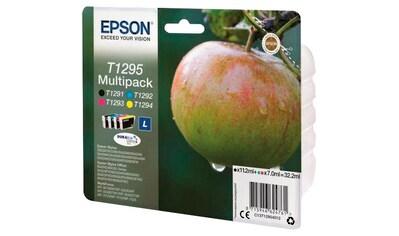 "Epson »C13T12954012 ""T1295"" sw/c/m/y 4 St./Pack. L« Tintenpatrone kaufen"