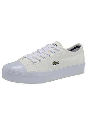Lacoste Sneaker »ZIANE PLUS GRAND 120 2CFA« kaufen
