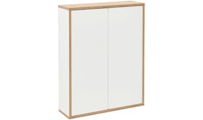 FACKELMANN Hängeschrank »Finn«, 2 Türen, 2 Glaseinlegeböden kaufen
