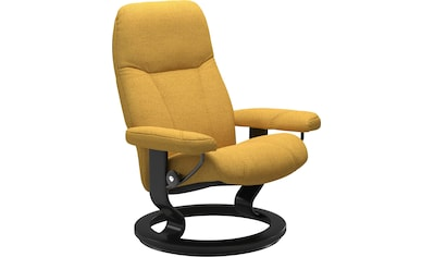 Stressless® Relaxsessel »Consul«, mit Classic Base, Größe S, Gestell Schwarz kaufen