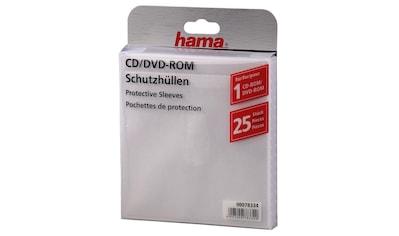 Hama Hama CD - /DVD - Leerhüllen, selbstklebend, Weiß kaufen