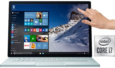 Microsoft Surface Book 3 i7, 512/32GB Notebook (38,1 cm / 15 Zoll, Intel,Core i7,  -  GB HDD, 512 GB SSD) kaufen
