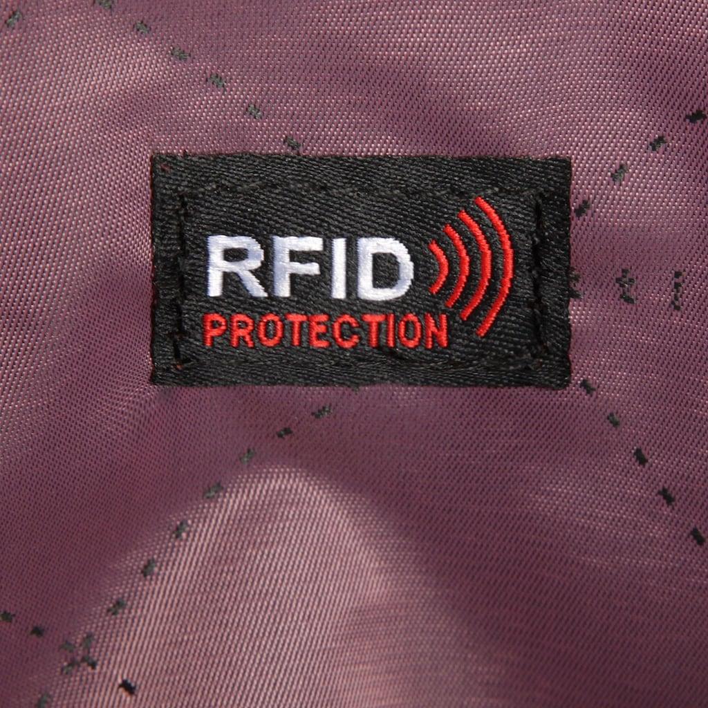 bugatti Aktentasche »CONTRATEMPO RFID«