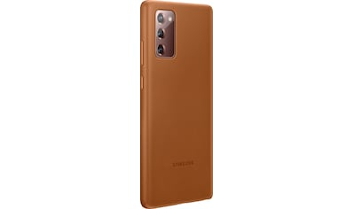 Samsung Handyhülle »Leather Cover EF-VN980«, Galaxy Note20 kaufen