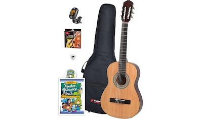 Voggenreiter Kindergitarre »Voggys Kindergitarren-Set«, 1/2 kaufen
