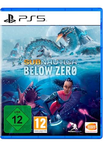 Bandai Spiel »Subnautica: Below Zero«, PlayStation 5 kaufen