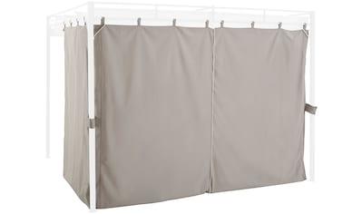 KONIFERA Seitenteile für Pavillon »Milos«, 2 Stück, 300 cm breit kaufen