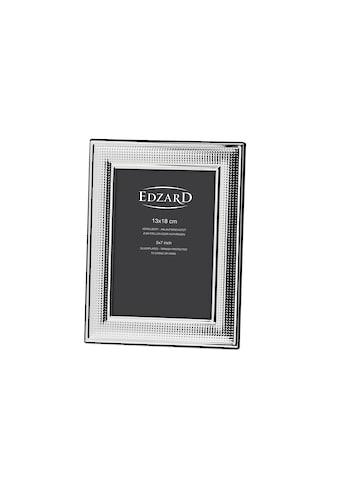 EDZARD Bilderrahmen »Viareggio«, versilbert und anlaufgeschützt, für 13x18 cm Foto -... kaufen