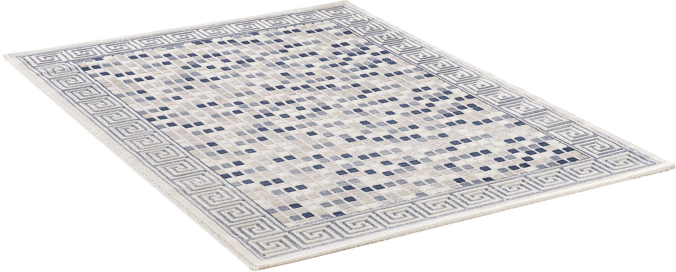Teppich Harmony 3207 Sanat Teppiche rechteckig Höhe 12 mm maschinell gewebt