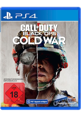 Activision Spiel »Call of Duty Black Ops Cold War«, PlayStation 4 kaufen