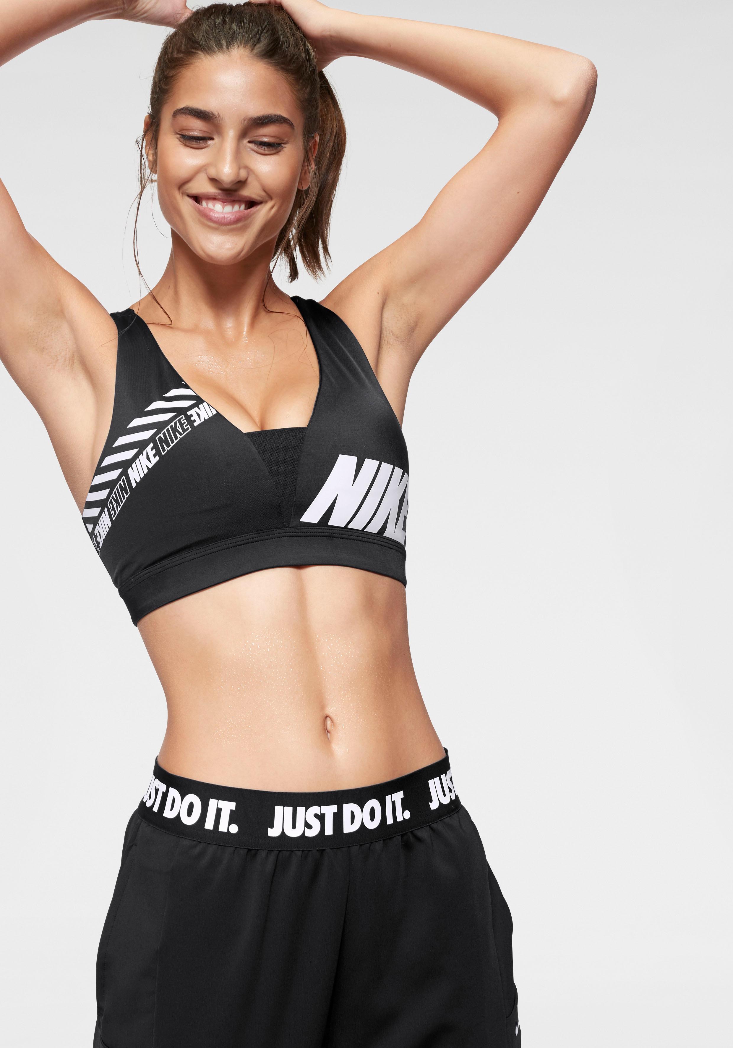 Nike Sport-BH »NIKE SPRT DSTRT INDY PLUNGE«