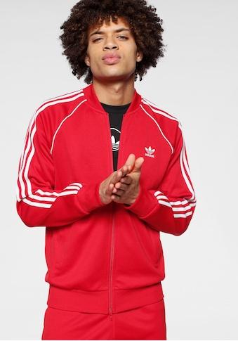 adidas Originals Trainingsjacke »SST TREACKTOP P BLUE« kaufen