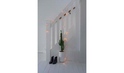 KONSTSMIDE LED Dekolichterkette, Metallkegel kaufen
