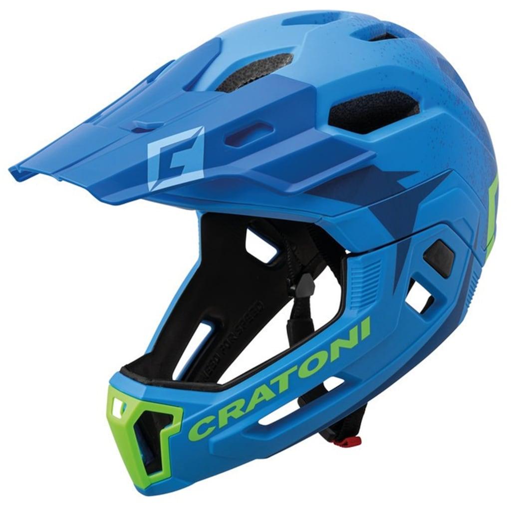 Cratoni Bike Cross Helm »MTB-Fahrradhelm C-Maniac 2.0 MX«