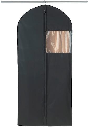 WENKO Kleidersack »WENKO Kleidersack Deep Black Space, 3er Set, je 135x60x12 cm« kaufen
