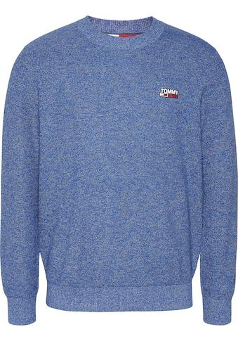 Tommy Jeans Strickpullover »TJM ESSENTIAL TEXTURED SWEATER« kaufen