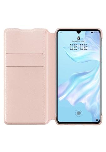 """Huawei Booklet Schutzhülle Tasche für HUAWEI P30 »""""Wallet Cover"""" Tasche« kaufen"""